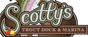 Scotty's Trout Dock on Lake Taneycomo - Branson, MO